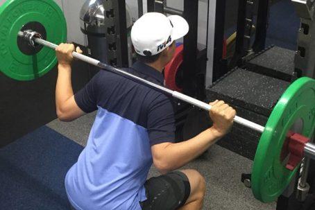 Améliorer performances golf