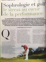 Sophrologie-golf